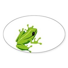 Mi Coqui Oval Decal