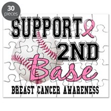 - 2nd Base Breast Cancer Puzzle