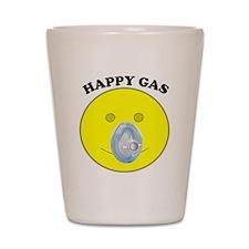 Happy Gas Shot Glass