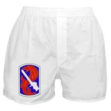 SSI-198TH INFANTRY BDE Boxer Shorts