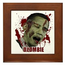 Ozombie Framed Tile