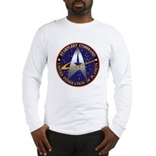 Starfleet Command Long Sleeve T-Shirt