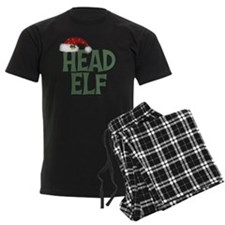 Head Elf Pajamas