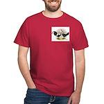 Birchen OE Bantams Dark T-Shirt