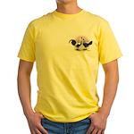 Birchen OE Bantams Yellow T-Shirt