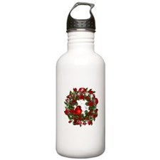 SPARKLING CARDINAL Water Bottle
