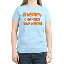 Reading Literacy T-Shirt