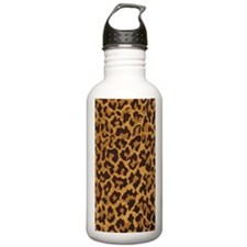leopardkindlesleevetem Water Bottle