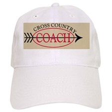 Cross Country Coach 150 Baseball Cap