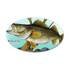Walleye Wall Decal