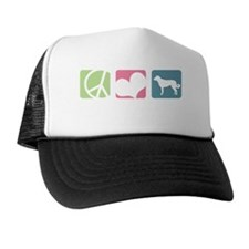 peacedogs2 Trucker Hat