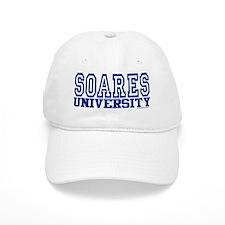 SOARES University Baseball Cap
