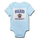 SOARES University Infant Bodysuit