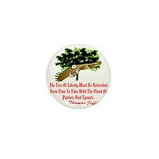 blk_Tree_of_Liberty_2002 Mini Button