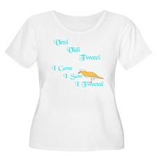 veni vidi twe T-Shirt