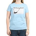 """Phat Swinging Bastard"" Women's Light T-Shirt"