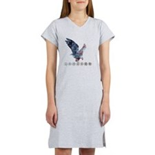 Huntsman_eagle_republican shirt Women's Nightshirt