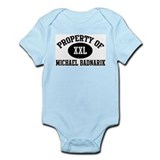 Property of Michael Badnarik Infant Bodysuit