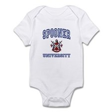 SPOONER University Infant Bodysuit