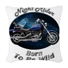cat7car16bg62ut67lt21 Woven Throw Pillow