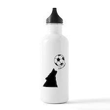 LCC Soccer Water Bottle