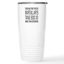 Tang Soo do Designs Travel Mug