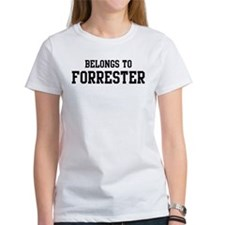 Belongs to Forrester Tee