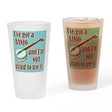 pillowBanjoUse Drinking Glass