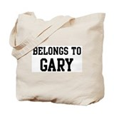 Belongs to Gary Tote Bag