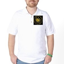 Save Lives Journal Golf Shirt