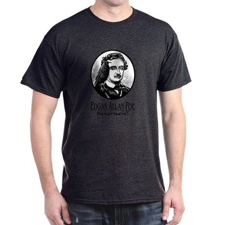 Edgar Allan Poe Dark T-Shirt