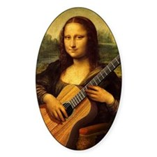 mona-guitar-LG Decal