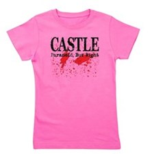 Castle_Bloody-ParanoidRight_lite Girl's Tee