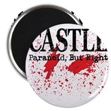 Castle_Bloody-ParanoidRight_lite Magnet