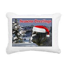 SG_greetingcard Rectangular Canvas Pillow