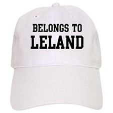 Belongs to Leland Baseball Cap