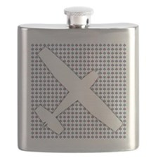 airport-cessna Flask