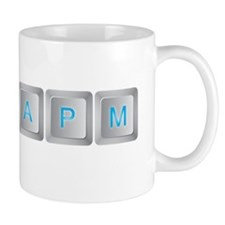 My APM is Bigger (dark) Mug
