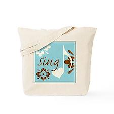 singShirt2 Tote Bag