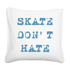 SDH_bwy Square Canvas Pillow