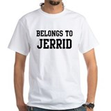 Belongs to Jerrid Shirt