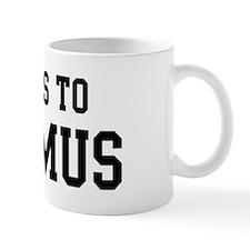 Belongs to Maximus Mug