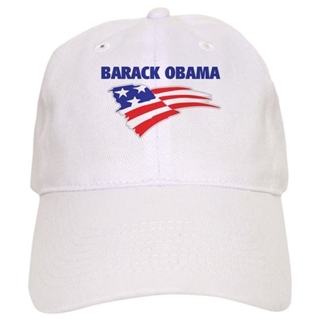Fun Flag: BARACK OBAMA Cap