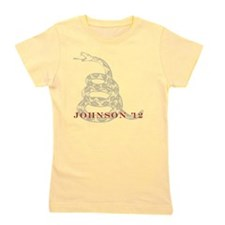johnson Girl's Tee
