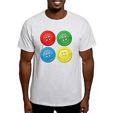 buttonv1 T-Shirt