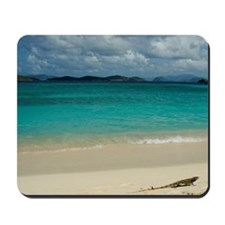 Sapphire Beach. View of St. John in the  Mousepad