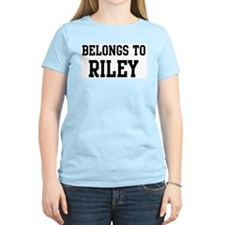 Belongs to Riley T-Shirt