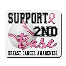 - Second Base 14 Mousepad