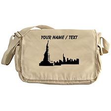 Custom New York City Messenger Bag
