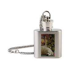 misty_keychane Flask Necklace